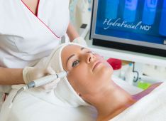 Patentuotos holivudinės HYDRAFACIAL procedūros