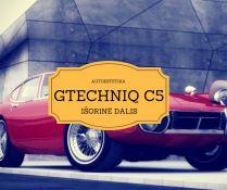 Gtechniq C5 (išorinė dalis)