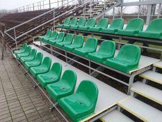 Stadiono kėdutės