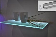 LED apšvietimas balduose