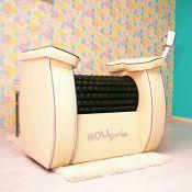 Masažas Roll Shaper aparatu