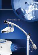 Dantų balinimo lempa