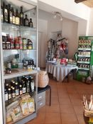 Ekologiškų produktų parduotuvė.