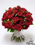 Rožių puokštė Meilė
