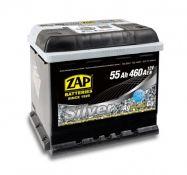 ZAP 55AH 460A silver