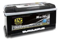 ZAP 96AH 760A silver