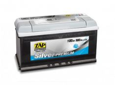 ZAP 100AH 900A silver premium