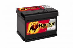 Banner 60AH 540A power