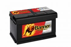 Banner 80AH 700A power
