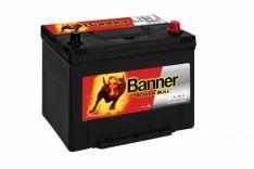 Banner 80AH 640A power japan
