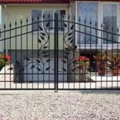 Kalviški darbai: vartai, varteliai