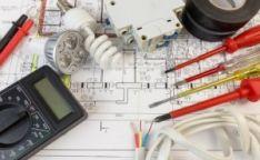 Elektros įrenginių montavimas