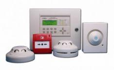 Priešgaisrinės ir apsaugos signalizacijų montavimas