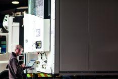 Thermo King šaldymo įrangų garantinė priežiūra