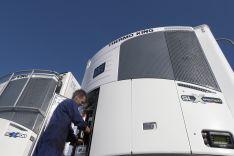 Thermo King ir kitų gamintojų visų tipų transporto šaldymo įrangų remontas,priežiūra, techninis aptarnavimas