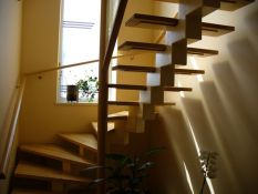Vidaus laiptai 1
