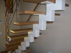 Metaliniai laiptai,laiptasyjos,turėklai