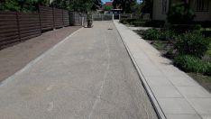Tvoros, bortų montavimas