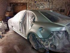 Teikiame visas automobilių kėbulo remonto ir dažymo paslaugas.