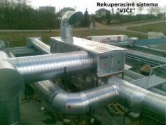 Inžinerinių sistemų (šildymo, vėdinimo, priešgaisrinių sistemų) projektavimas, montavimas, paleidimas, derinimas ir priežiūra, procesų valdymas ir automatizavimas, prekyba vėdinimo, santechnikos, elektros prekėmis.