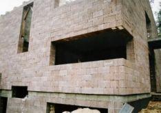 DURISOL blokeliai ( pardavimas, statymas, statybos priežiūra ).