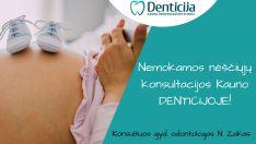Nemokamos nėščiųjų konsultacijos