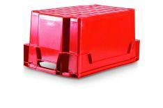 Plastikinė dėžė – 600x400x300 mm