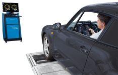 Automobilių testavimo linija Safelane 204RP / CPS Hofmann