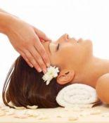Galvos masažas