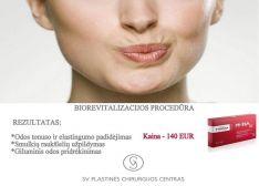Biorevitalizacijos procedūra