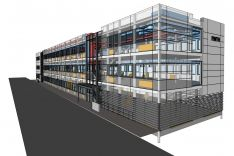 Pramoninių pastatų, sandėlių, žemės ūkio pastatų projektavimas