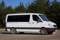 8 vietų mikroautobuso nuoma
