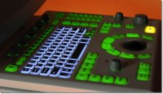 LB-2 medical keyboard
