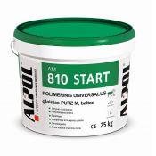 Universalus polimerinis glaistas prieš dažymą ALPOL AM 810 PUTZ M START 25 Kg