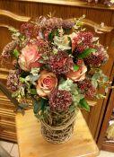 Gėlės dėžutėje2