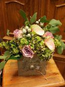 Gėlės dėžutėje4