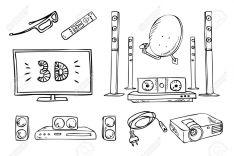 Televizoriai ir audio technika
