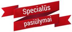 Specialūs pasiūlymai