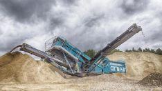 Smėlio-žvyro karjerai, sertifikuotų mišinių gamyba