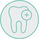 Pieninių ir nuolatinių dantų gydymas