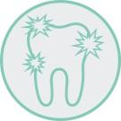 Dantų apnašų valymas