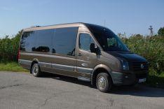 Mikroautobuso nuoma laidotuvėms/turistinėms kelionėms