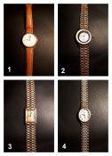 Auksiniai laikrodžiai