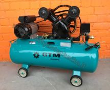 GTM oro kompresorius 2C 100L 400L/min