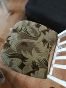 Kėdžių valymas