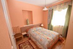 Verslo klasės kambarys su dvigule lova