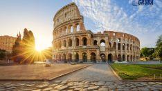 Visi keliai veda į Romą... 10d.
