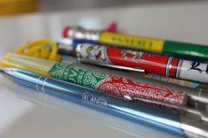 Tušinukai ir pieštukai