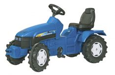 Minamas traktorius New Holland Rolly Toys
