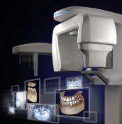 Dantų panoramika 3D